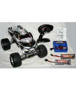 TRAXXAS Stampede 2WD RC Truck Complete Kit w/ 2 NiMH Battery Packs & Cha... - $346.75