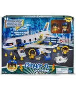Pinypon Action Emergency on The Plane With Two Figures Of Pin And Put Ac... - $281.10