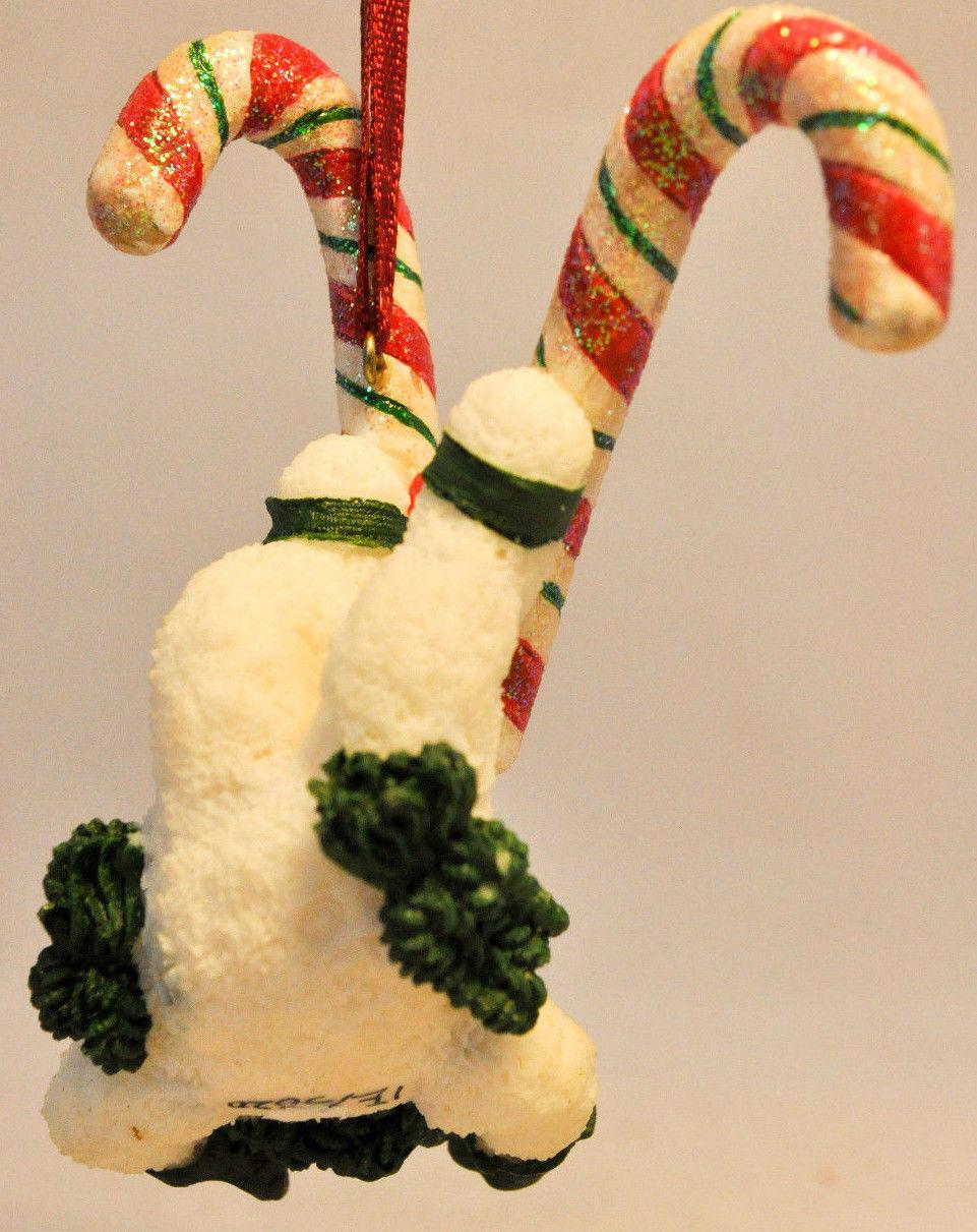 Boyds Bears & Friends: Dabney Sweetski - 25056 - Snow Dooodes image 6