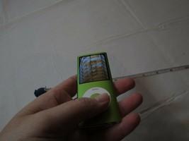 Ipod 8gb Verde A1285 Apple 4th Generazione Gen Nano Come È Raro Colore - $42.76