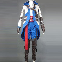 Customize Assassin's Creed III Connor Kenway Cosplay Costume Female Version - $128.00