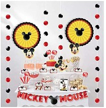 """Mickey Mouse"" Buffet Table Decorating Kit (23 Pcs) - 1 Pack - $16.78"