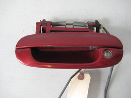 Cadillac Seville 1999 Exterior Door Handle Driver Front Red OEM - $15.63