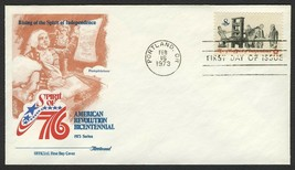 #1476 8c Pamphleteer, Fleetwood-Addressed Fdc **Any 4=FREE Shipping** - $1.00
