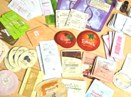 Try It Before You Buy It - Korean Beauty Foil Packet Samples Bag - $26.00