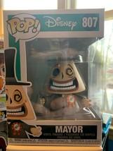 New Funko POP Mayor Disney 807 perfect - $8.00