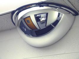 "24"" HDO-24 Dome Mirror 180 Degree Acrylic Indoo... - $56.99"