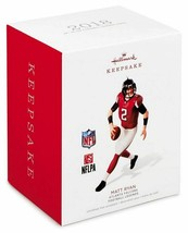 Hallmark: Matt Ryan - Atlanta Falcons - NFL - Keepsake Ornament - 2018 - $13.85