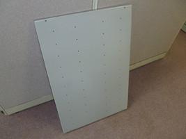 "5 Pack Used Lyon Box Shelves 24"" X 36"" Steel Shelving 8562 M 1 Bins Storage - $75.00"
