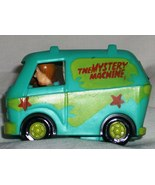 SCOOBY DOO THE MYSTERY MACHINE BUS Pull-Back Mo... - $7.95