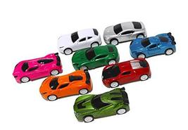 Korea Education System Pull Back Pullback Wind up Toy Mini Racing Vehicles Cars