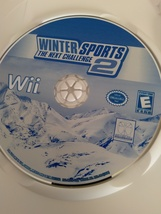 Nintendo Wii Winter Sports 2: The Next Challenge ~ COMPLETE image 3