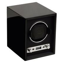 WOLF Meridian 2.7 Modular Single Watch Winder Case Black Free US Shipping - $259.00