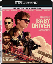 Baby Driver (4K Ultra HD + Blu-ray) (2017)