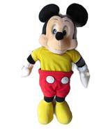 VTG 1986 Worlds of Wonder Mickey Mouse Talking Cassette Tape Plush - WAT... - $179.99