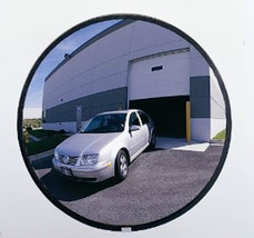 "8"" PSRU-8 Outdoor Round Convex Mirror Campus Crafts Acrylic Security Saf... - $20.23"