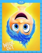 Disney Pixar Inside Out [Blu-ray]