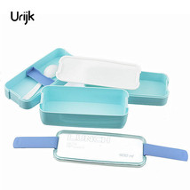 Urijk 900ml Plastic Food Container Microwavable Lunch - $25.95