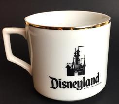 Vintage Disneyland Walt Disney Made in Japan 10 oz Coffee Mug Cup - $17.77