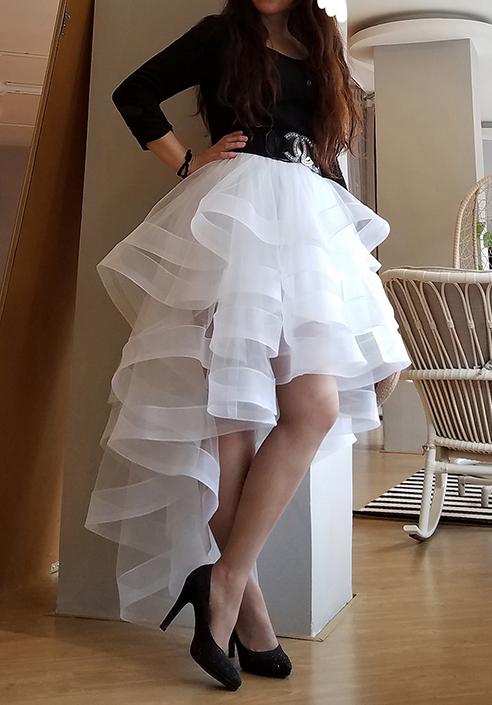 Hilo tulle skirt 7