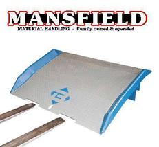 Bluff Steel Speedy Board Dock Plate Loading 15SB6060 New Mansfieldfw - $1,220.00