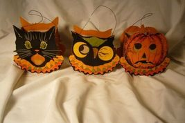 Bethany Lowe Sassy Owl  Halloween Bucket image 4