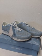 Easy Spirit SEFAISAL2 Lace Up Sneakers, Light Blue, 11 M - $30.20 CAD