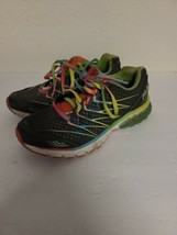 FILA WOMEN'S Size 6.5 Gray With Neon Colors Athletic Running x-Training ... - $40.99