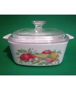 Corning Ware Garden Harvest 1.5 Liter Pyroceram A-1.5-B USA - $18.00