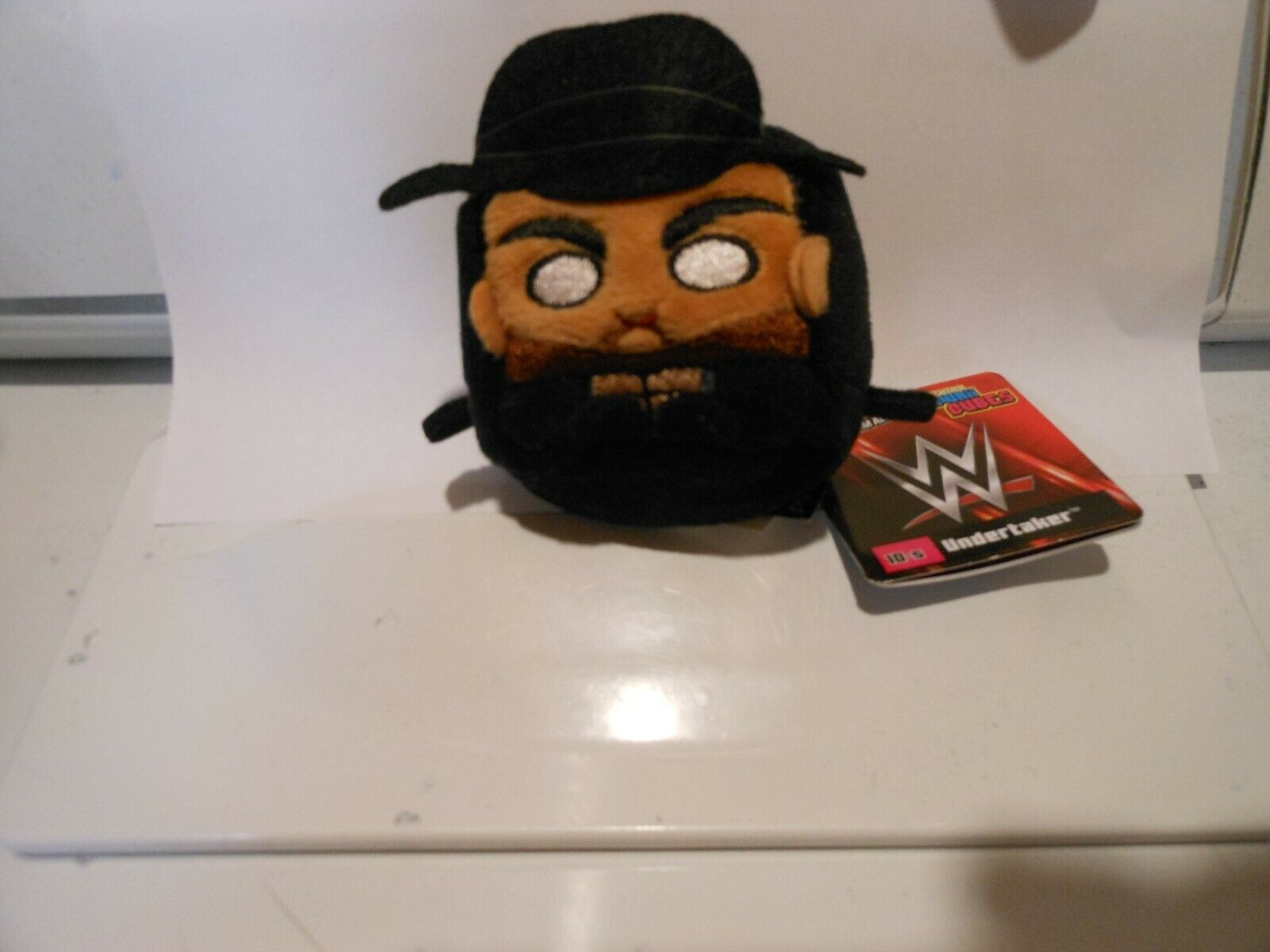 "Primary image for Wish Factory Hawaii Cubes ""Undertaker"" 2017 NEW Plush 2 1/2"" H"