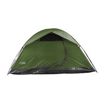 Backpacking Tent, Polyester Fabric Waterproof Camping Tents 4-person - O... - $115.72