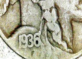 Buffalo Nickel 1936 P, 1936 D and 1936 S  AA20BN-CN6093 image 6