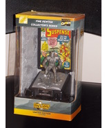 1998 Marvel Comic Book Champions Iron Man Pewter New In Box With Certifi... - $34.99