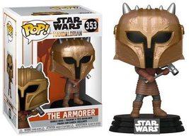 Funko Star Wars:The Mandalorian-(The Armorer, Multicolour Bubble Head) b... - $18.99