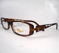 Apple Bottoms Eyeglasses 748 Crystal Copper 3 Metal Plastic 52-17-135 Frames New - $59.39