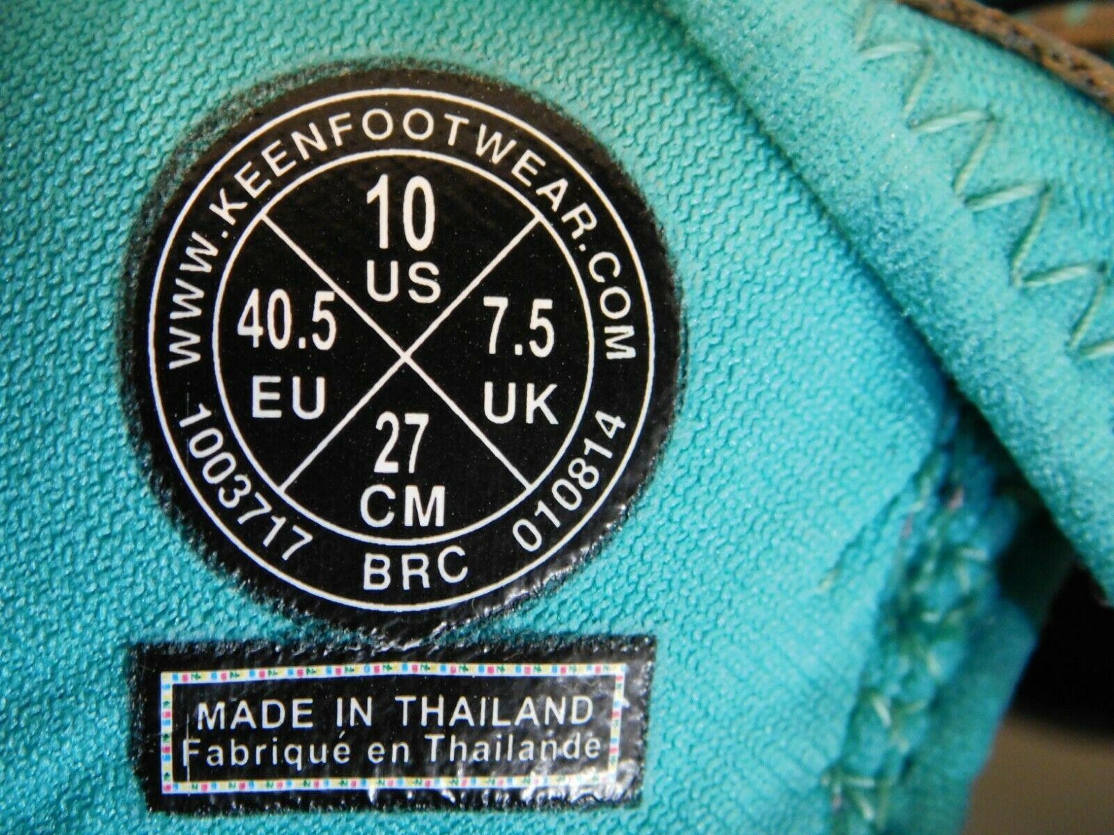 Keen Whisper Taille 10 M(B) Eu 40.5 Femmes Sport Sandales Céramique 1003717 image 7