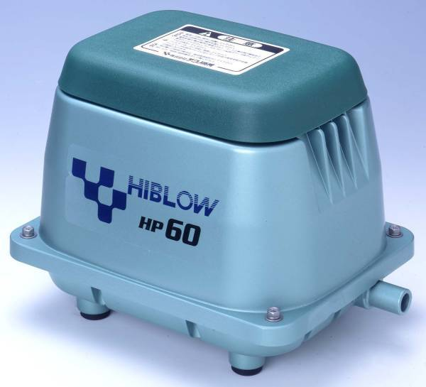 Primary image for Hiblow HP-60 New Septic Air Pump Aerator Lowest Price $279.99 DIY 715-891-4566 !