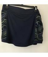 Callaway Tennis Golf  Peacoat  Skort Skirt Shorts Size L  NWT - $24.07