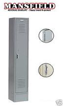 NEXEL PARAMOUNT STEEL LOCKER STORAGE GYM SCHOOL PS1217K WORK KIDS BUSINE... - $120.00