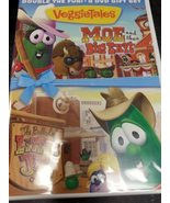 DVD-Veggie Tales: Double Feature-Moe and The Big Exi [DVD] - $6.99