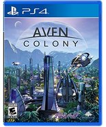 Aven Colony - PlayStation 4 [video game] - $26.79