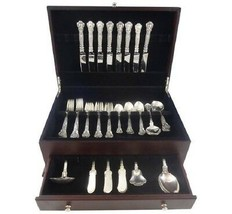 Chantilly by Gorham Sterling Silver Flatware Set For 8 Service 51 Pieces - $2,995.00