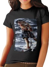 Port D Ace Women's Black T- Shirt - $15.00+
