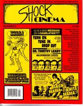Shock Cinema #9 Mister Freedom Black Samson Monster Horror - $9.95
