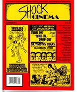 Shock Cinema #9 Mister Freedom Black Samson Monster Horror - $9.95