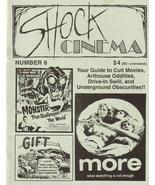 Shock Cinema #6 Hong Kong Cinema Monsters Creatures Terror Horror - $12.95