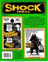 Shock Cinema #11 Rasputin The Reptile One Eye Monster Horror - $9.95