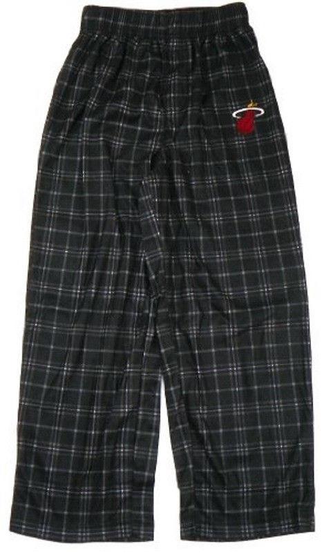 Toddler Boy's Miami Heat Pajama Pants Sleep Lounge NBA Basketball