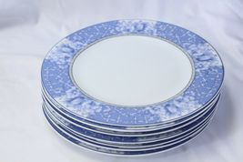 """Coventry Palace Garden Dinner Plates 10.75"""" Lot of 7 image 6"""