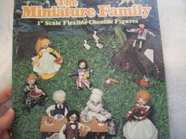 Miniature Doll Family Craft Book - $14.00